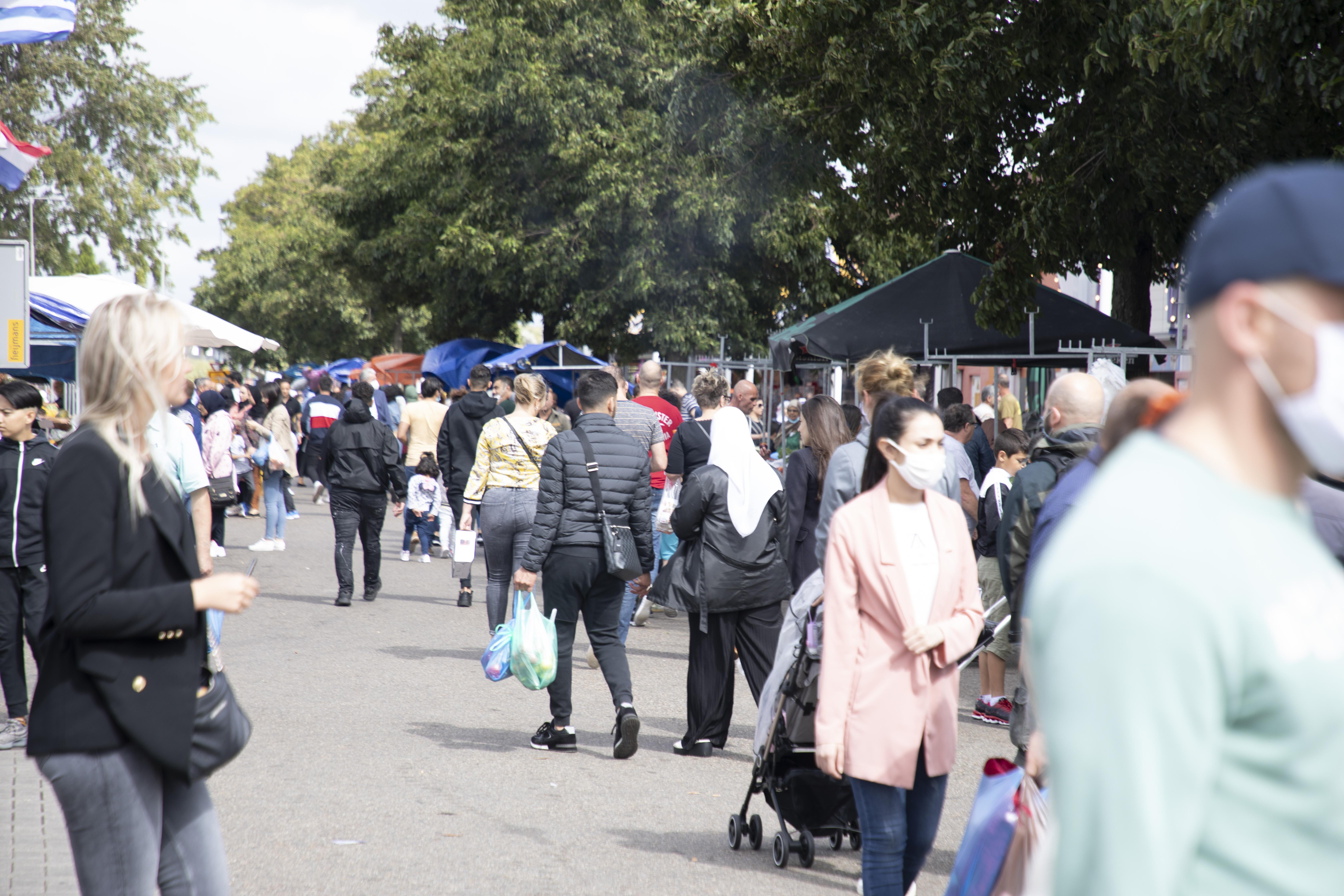 Goed dat versmarkt op Bazaar dicht is - Stelling van de week