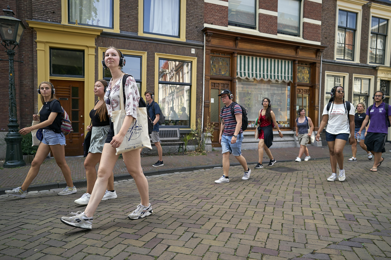 Universiteit Leiden op plek 80 in top-100 van beste universiteiten ter wereld