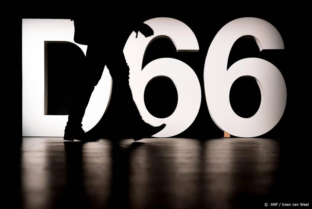 Beschuldigde D66'er: ik werk mee aan onderzoek