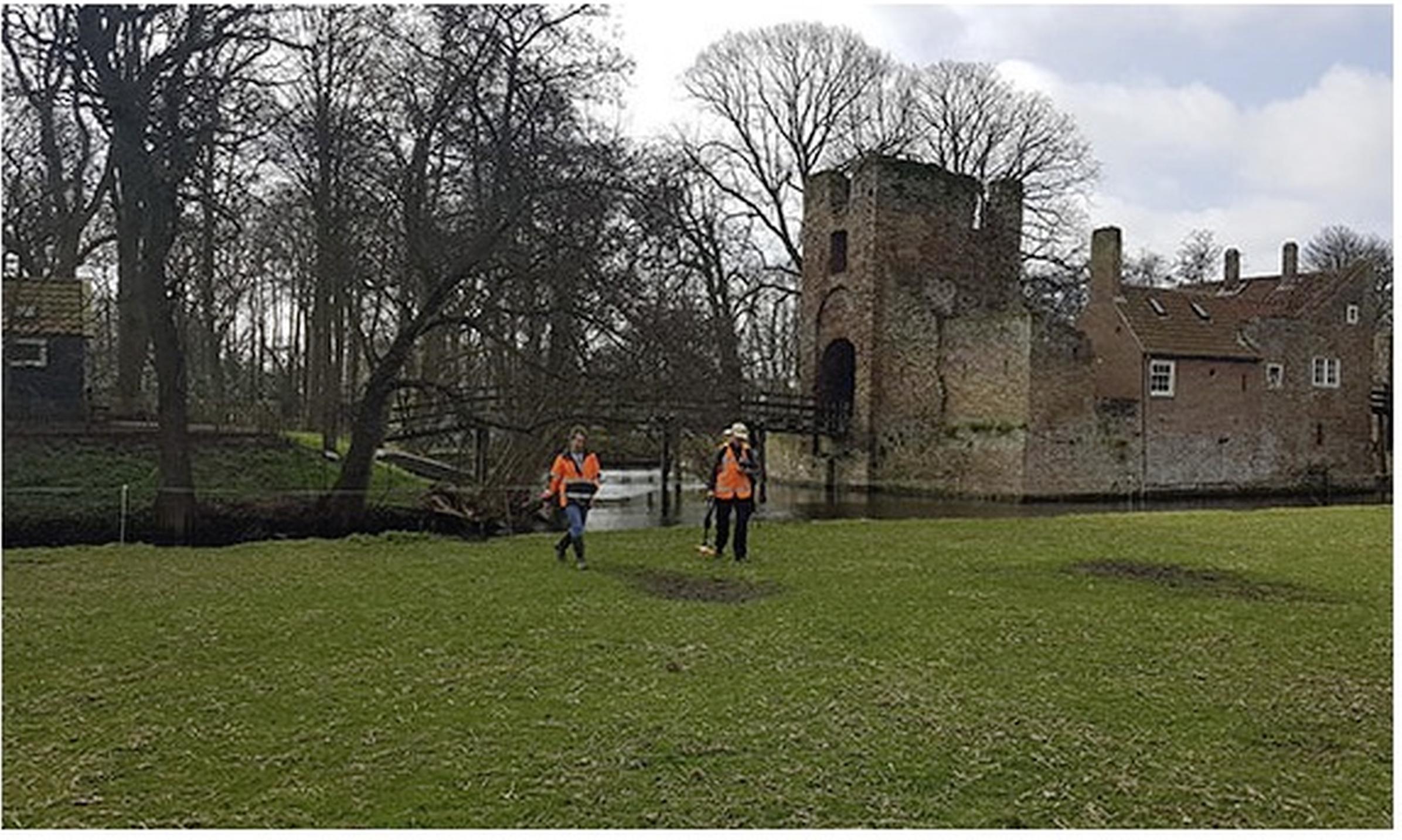 De geheimen van de kastelen Brederode, Assumburg, Ter Wijc en Aelbrechtsberg