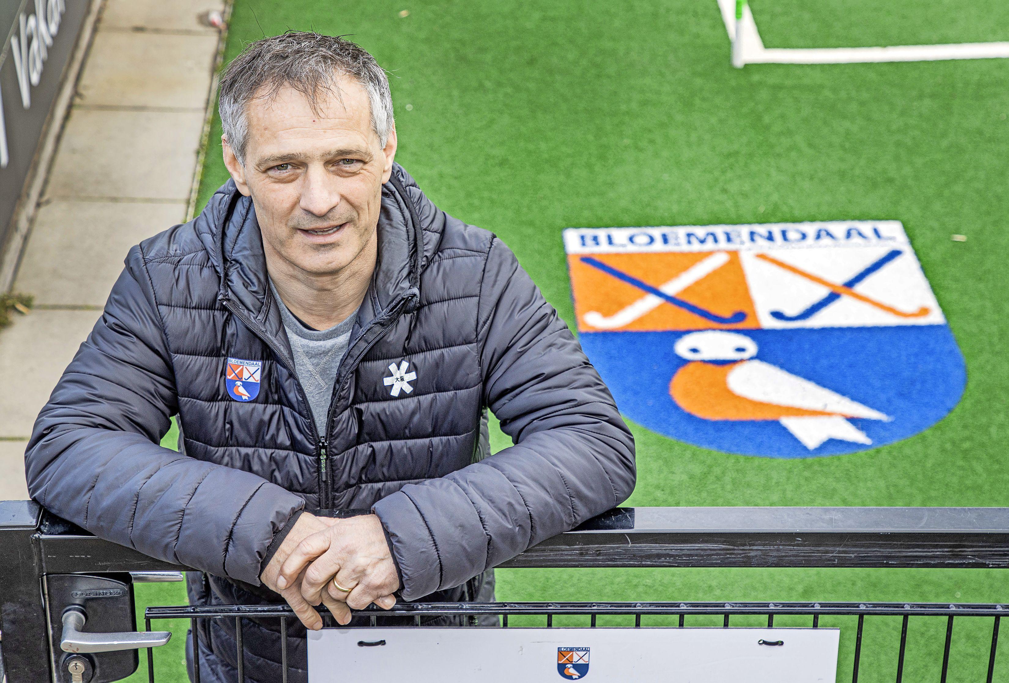 Hockeytrainer Dave Smolenaars verruilt dames 't Gooische voor de 'Damus' van Bloemendaal