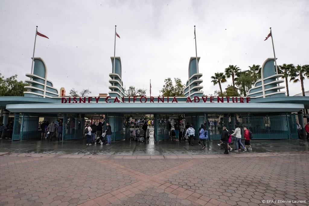 Californië versoepelt: pretparken en stadions vanaf april open