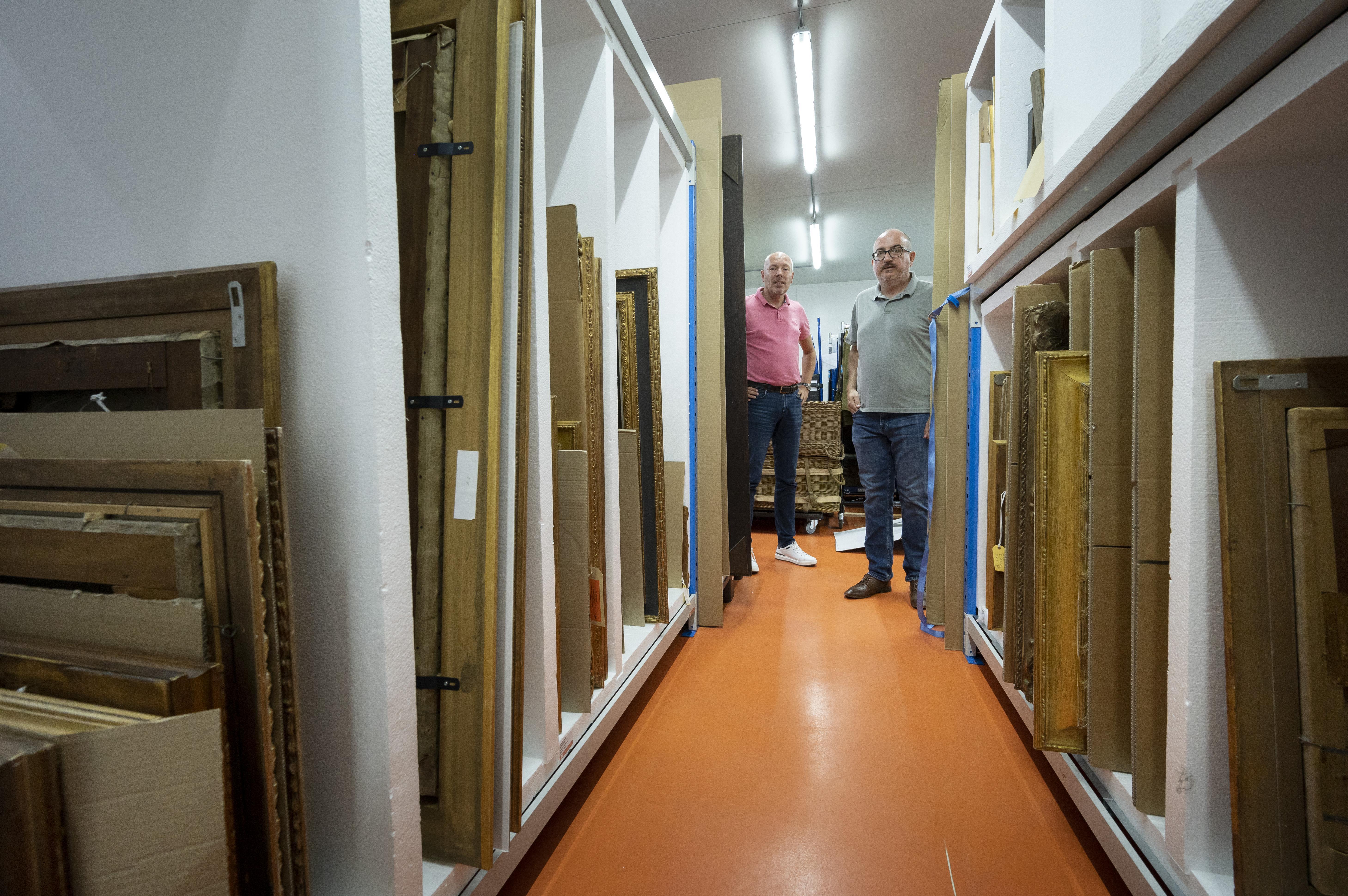 European Conservation Center in Zoeterwoude: van Vermeers tot veenlijken in huis gehad