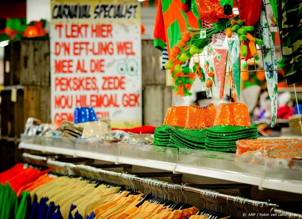Carnavalsevenementen in Tilburg geschrapt vanwege corona