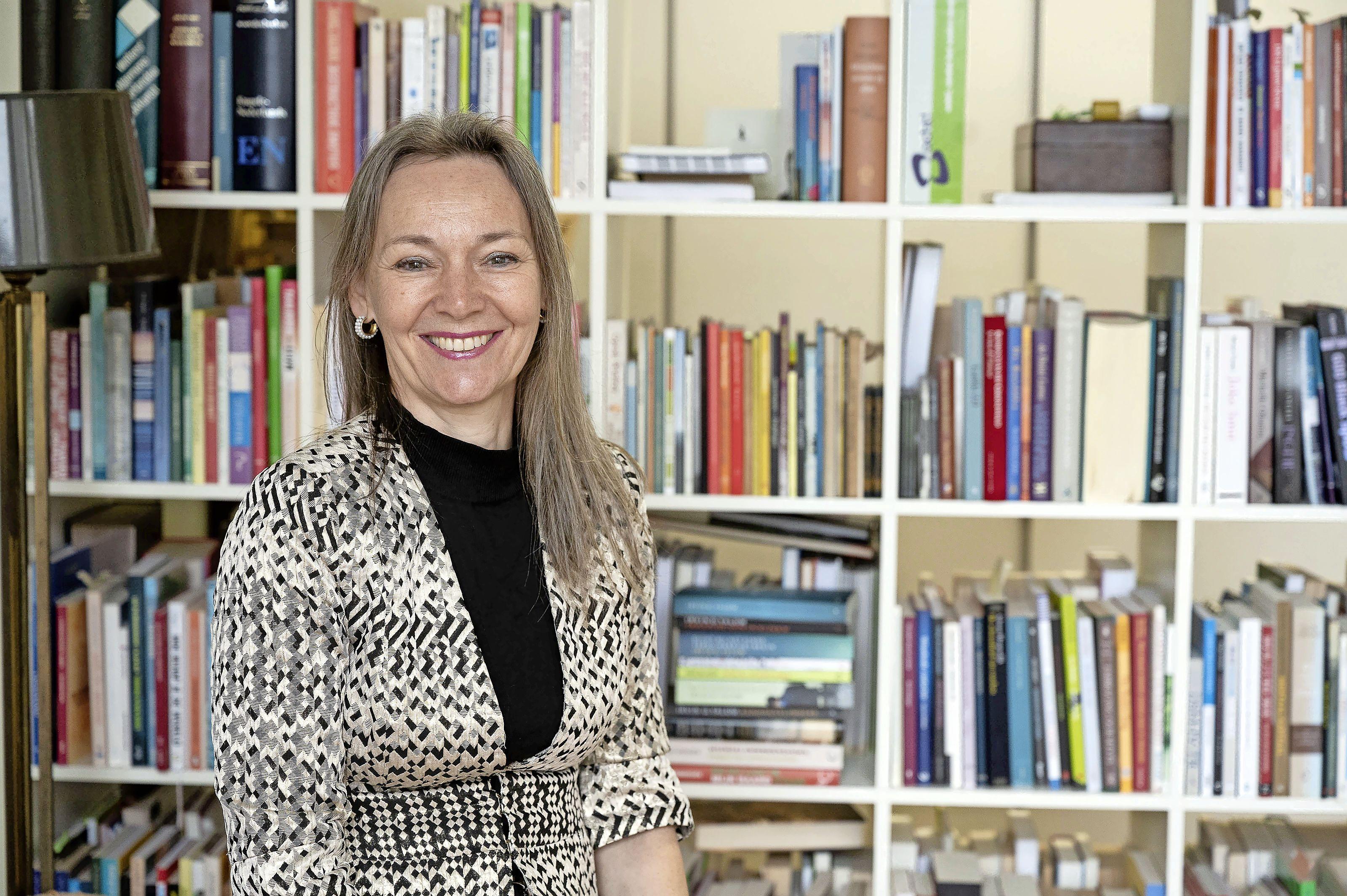 De wachtkamer zit vol bij arbeids- en organisatiepsychologe Anita Roelands 'Corona biedt ook de kans te ontsnappen aan een burn-out'