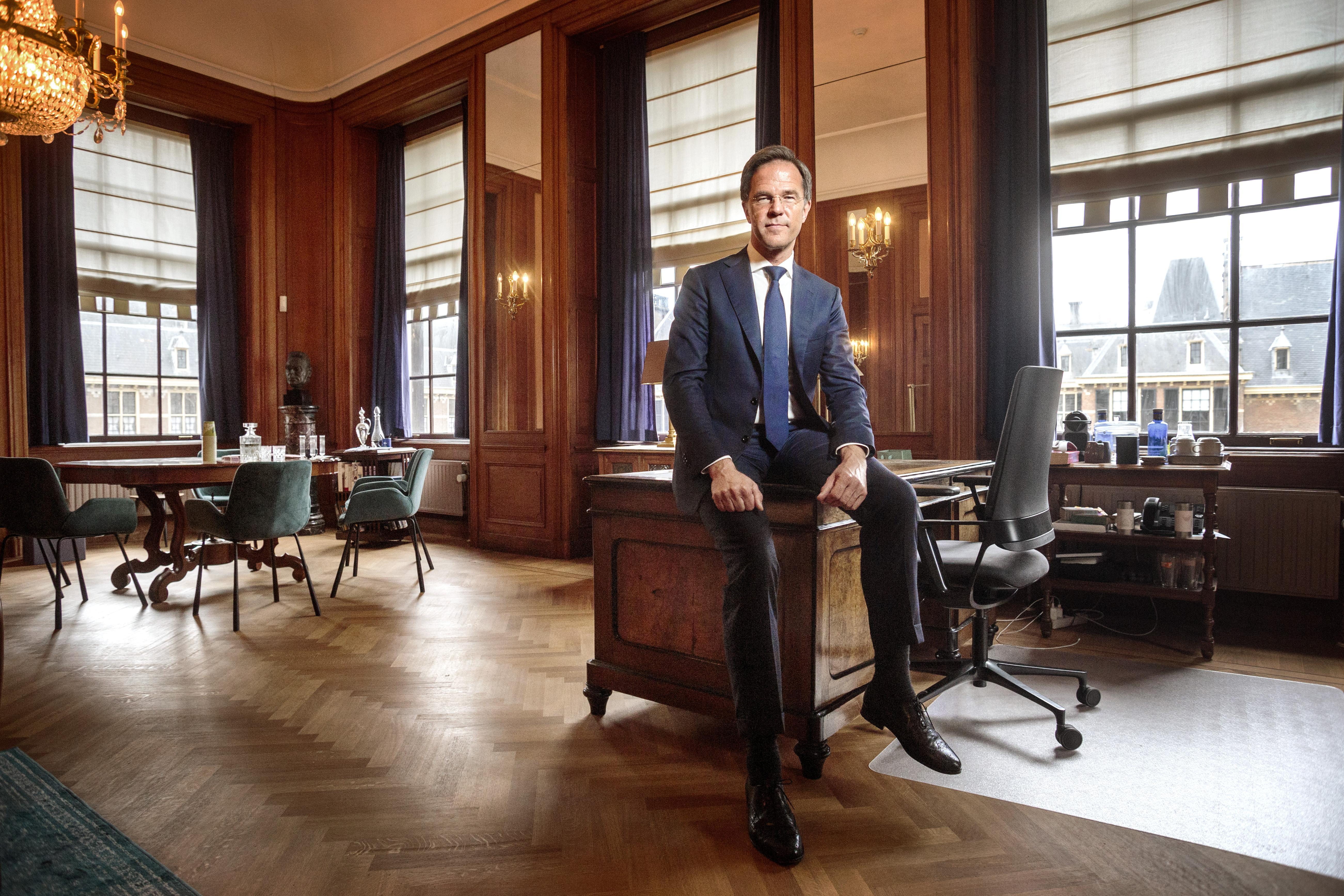 Hoe sterk is in deze verkiezingstijd de positie van Mark Rutte?