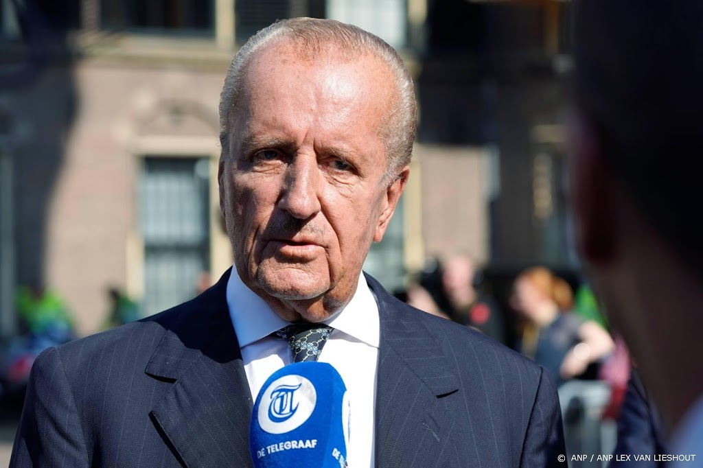 Theo Hiddema van Forum verlaat per direct Tweede Kamer