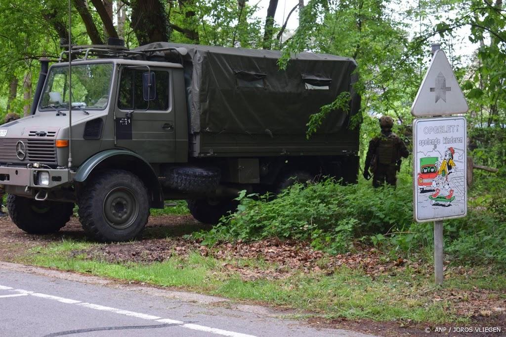 Voortvluchtige militair niet gevonden na nieuwe zoektocht België