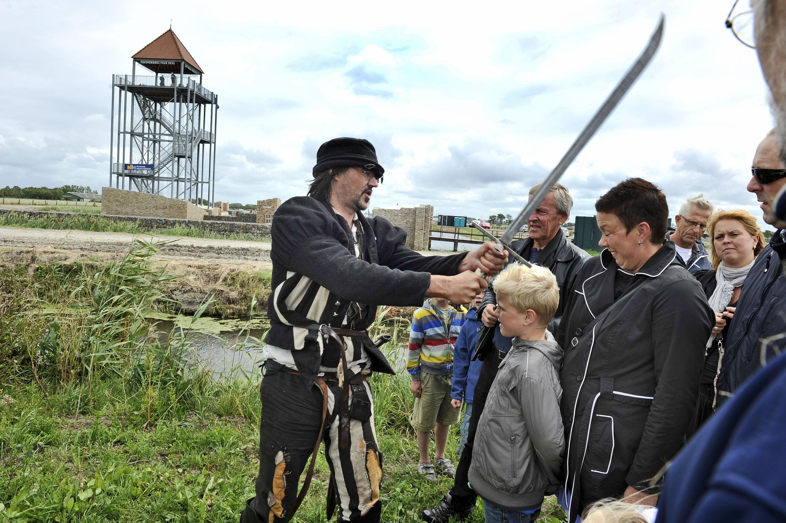 'Maak uitkijktoren bij Oud Haerlem'