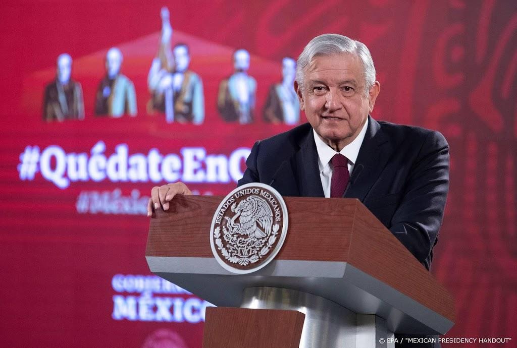 Mexico gaat kinderen onderwijs geven via tv