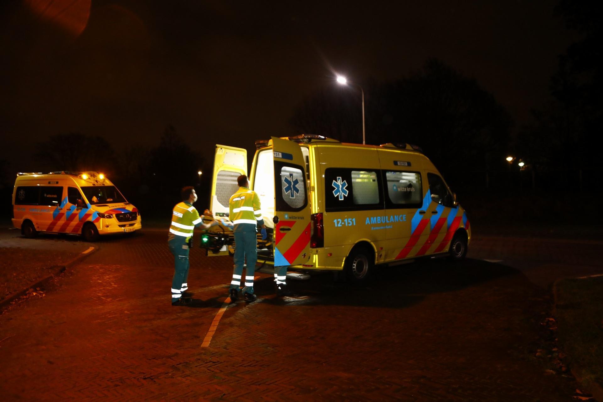 Man in kritieke toestand na steekpartij in Velsen-Noord, vrouw aangehouden [update]