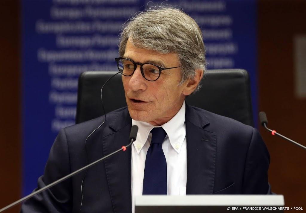 Plenaire zitting EU-parlement Straatsburg opnieuw naar Brussel