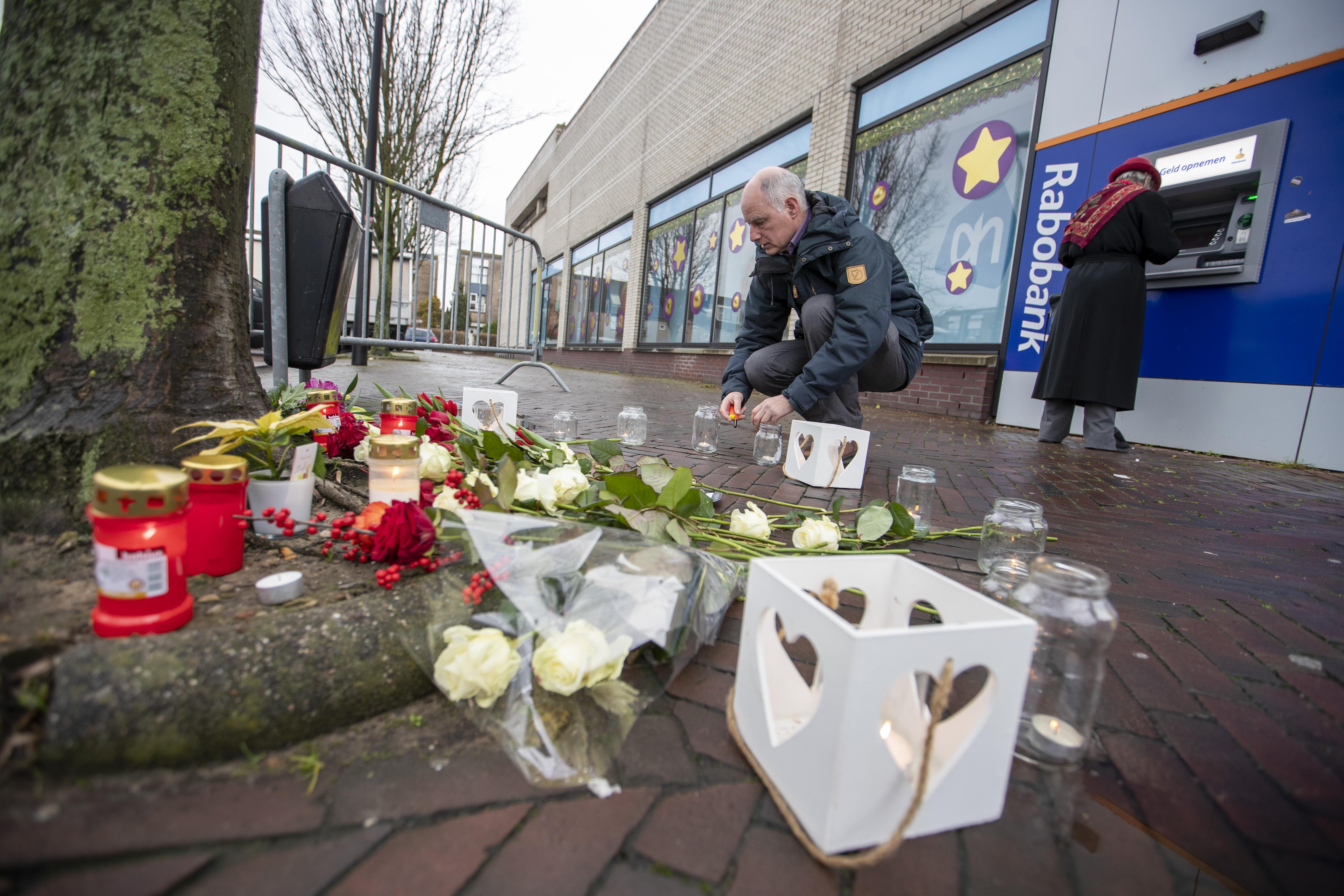 Verslagenheid heerst in Hoofddorp na fatale steekpartij bij pinautomaat in Toolenburg