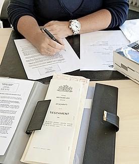 Notaris op vingers getikt voor gebrekkig advies