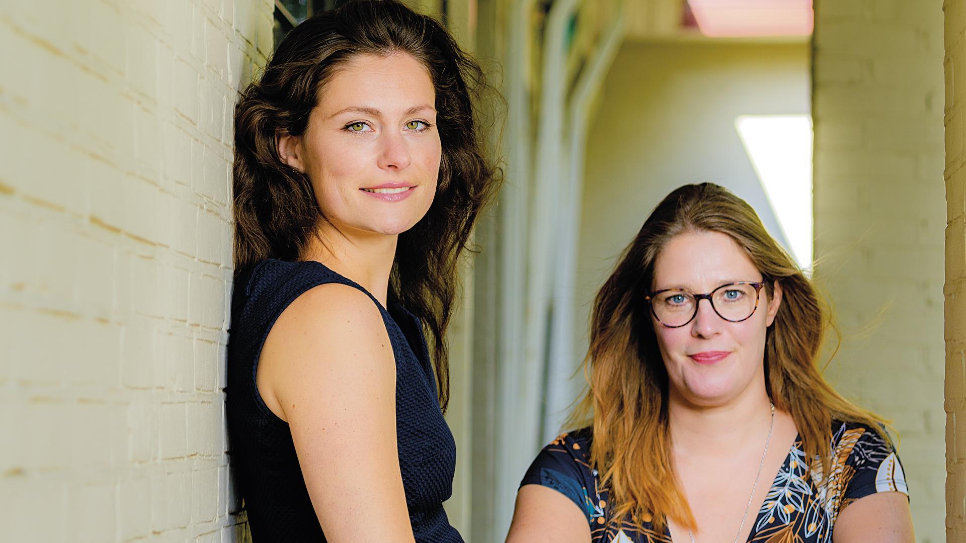'Eindelijk weer een concert. We hebben het publiek echt gemist.' Houberg en Vegter kijken uit naar optreden met zomers klassiek in Bussumse Majellakapel.