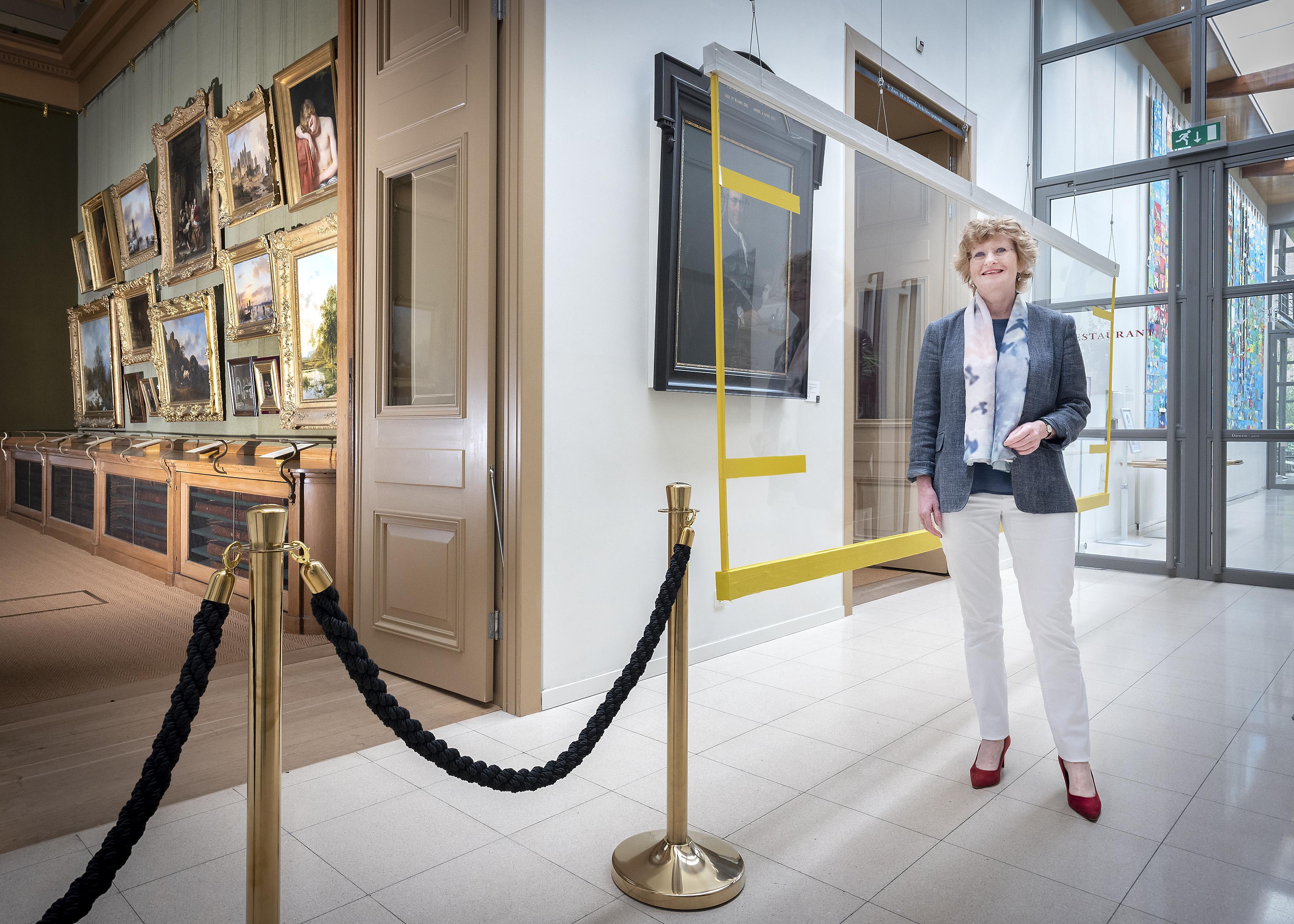 Teylers Museum in Haarlem popelt om deuren weer te openen: 'Met al die maatregelen zijn we net één groot verkeerspark'