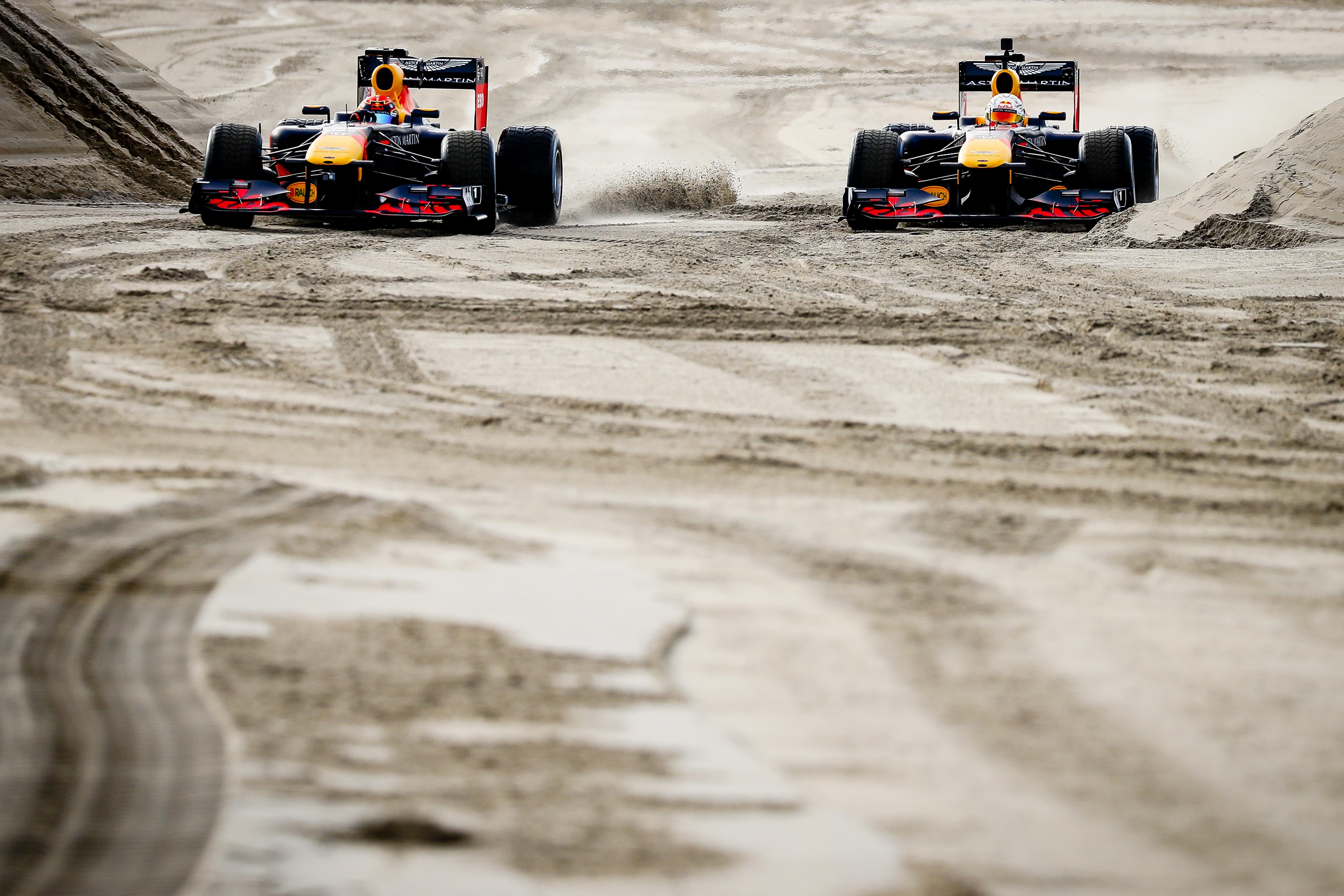Streep door strandvervoer F1-teams: aanvrager ziet af van ontheffing