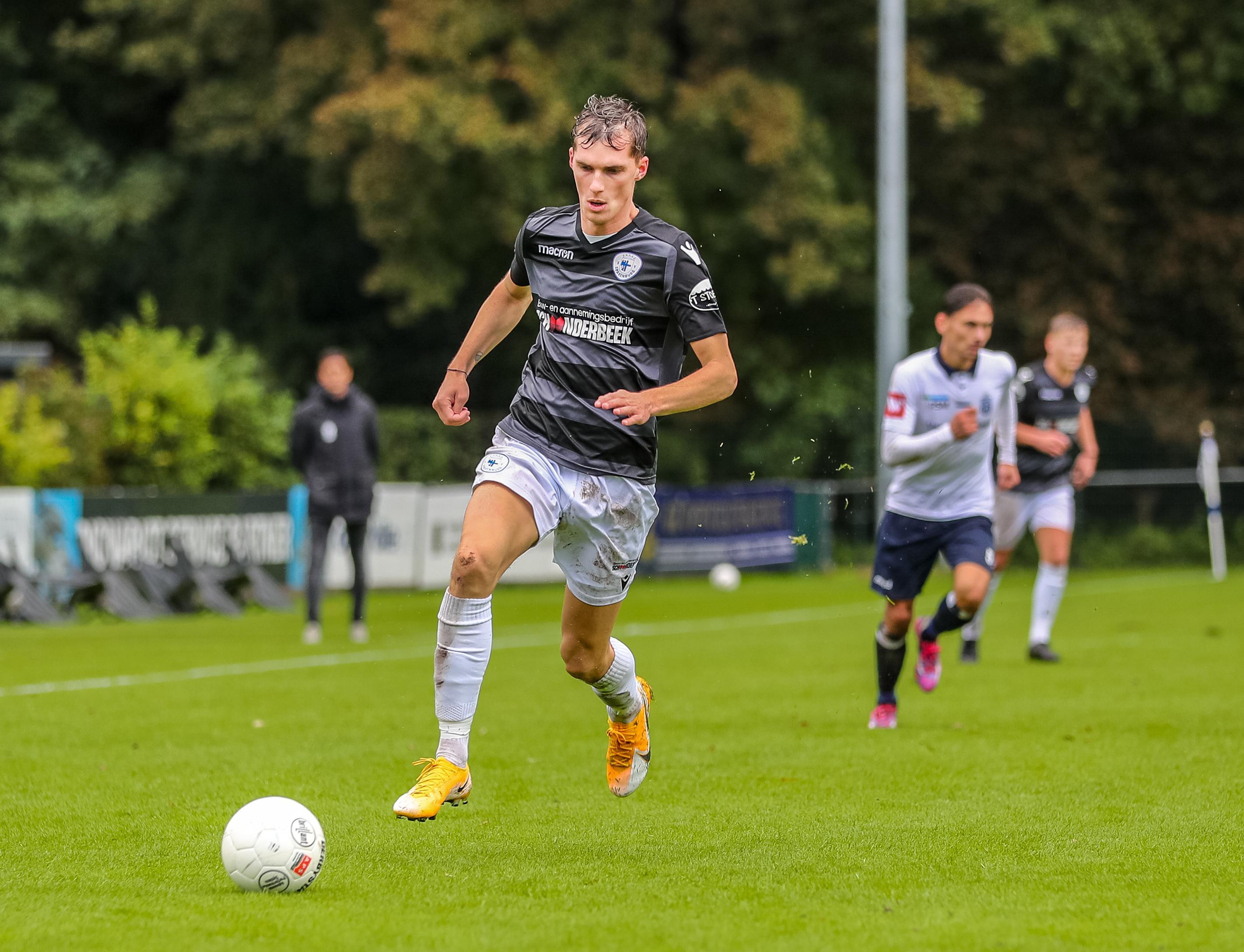 Overgang Robin Eindhoven van Spakenburg naar Telstar kort voor transferdeadline toch rondgekomen
