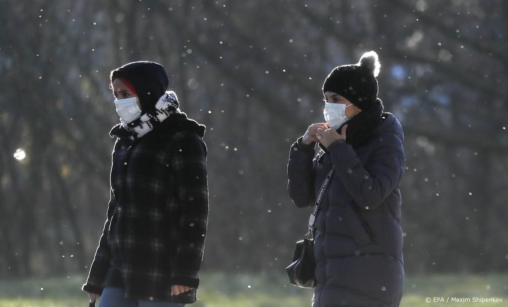 Voor het eerst meer dan 500 doden door corona in Rusland
