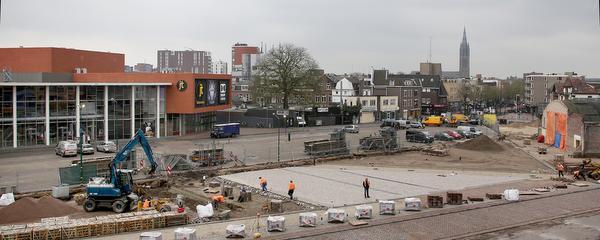 Marktplein Hilversum bijna half miljoen euro duurder