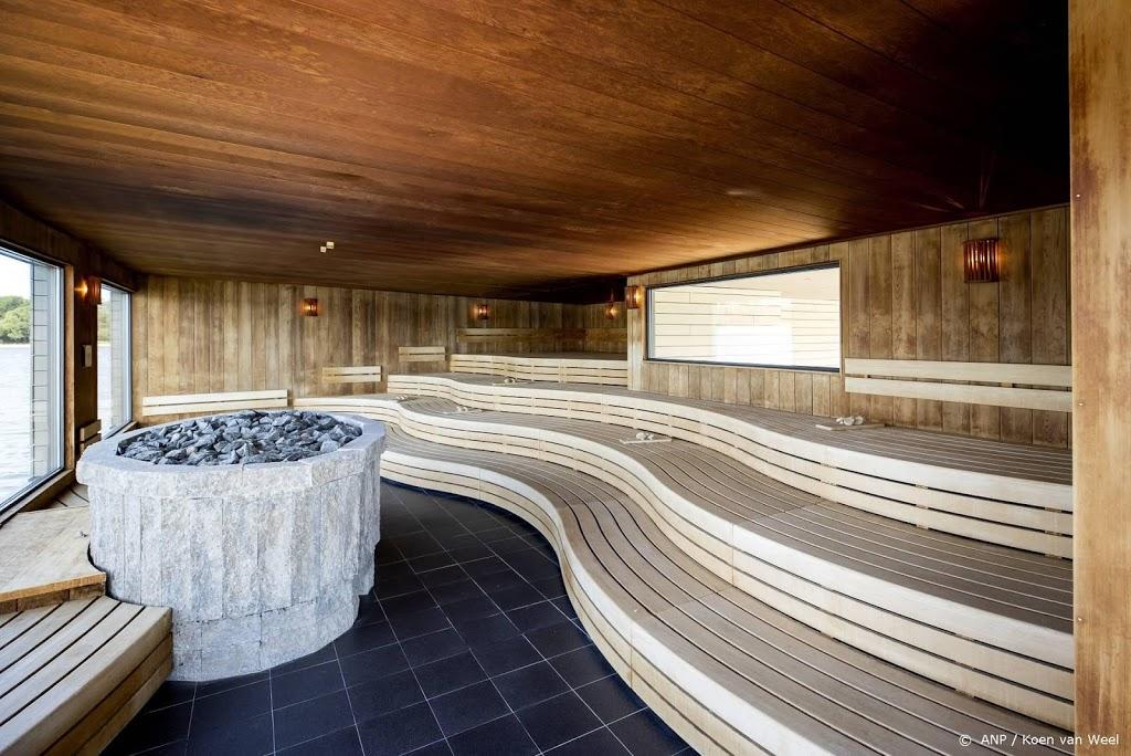 Sauna's: wij kunnen veilig open met maatregelen en sneltesten