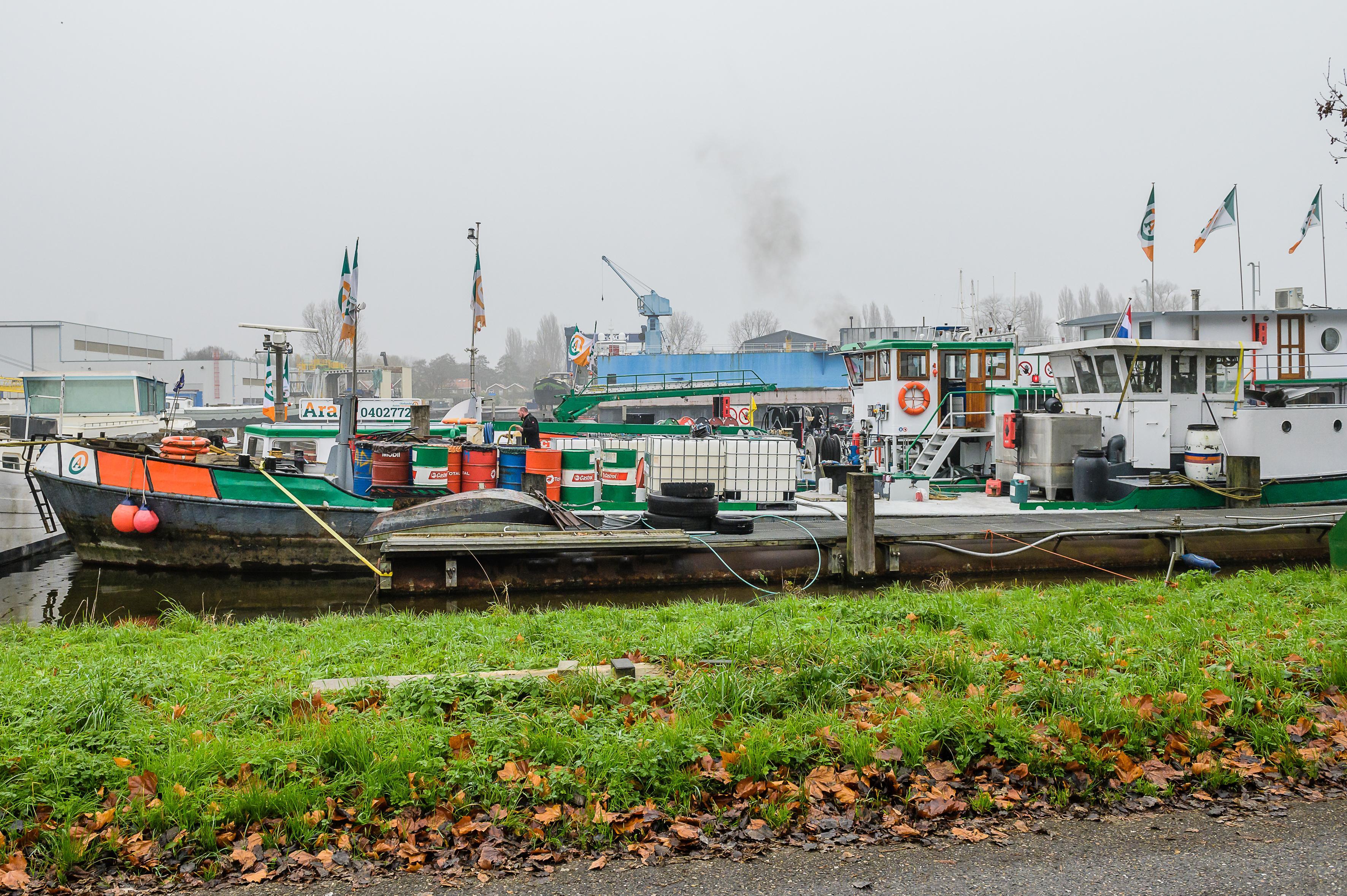 Oliehandel Van Megen niet weg, maar mag juist uitbreiden. Minder tankwagens door de wijk