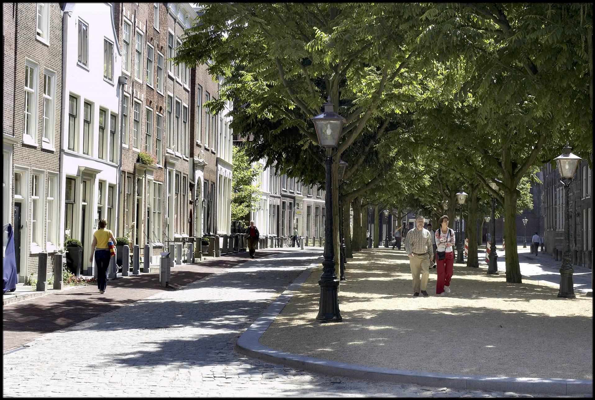 Markt keert tijdelijk terug op Hooglandse Kerkgracht