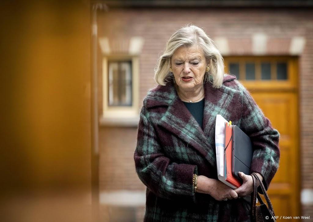 Staatssecretaris deed niet genoeg tegen corona in detentie