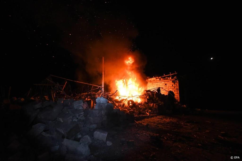 Staakt-het-vuren Azerbeidzjan en Armenië alweer geschonden