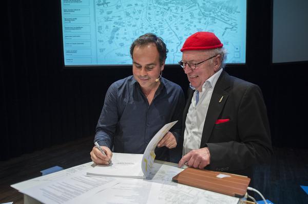 Harry slinger krijgt eerste nieuwe boek Jan Rothuizen