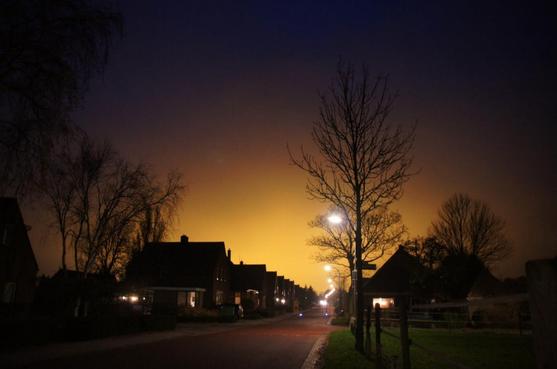 GroenLinks Medemblik opnieuw in actie tegen lichthinder afkomstig van Agriport