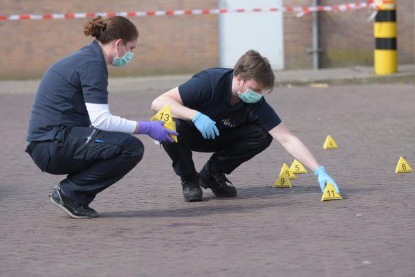In hoger beroep 9 jaar cel geëist voor dodelijke steekpartij IJmuiden