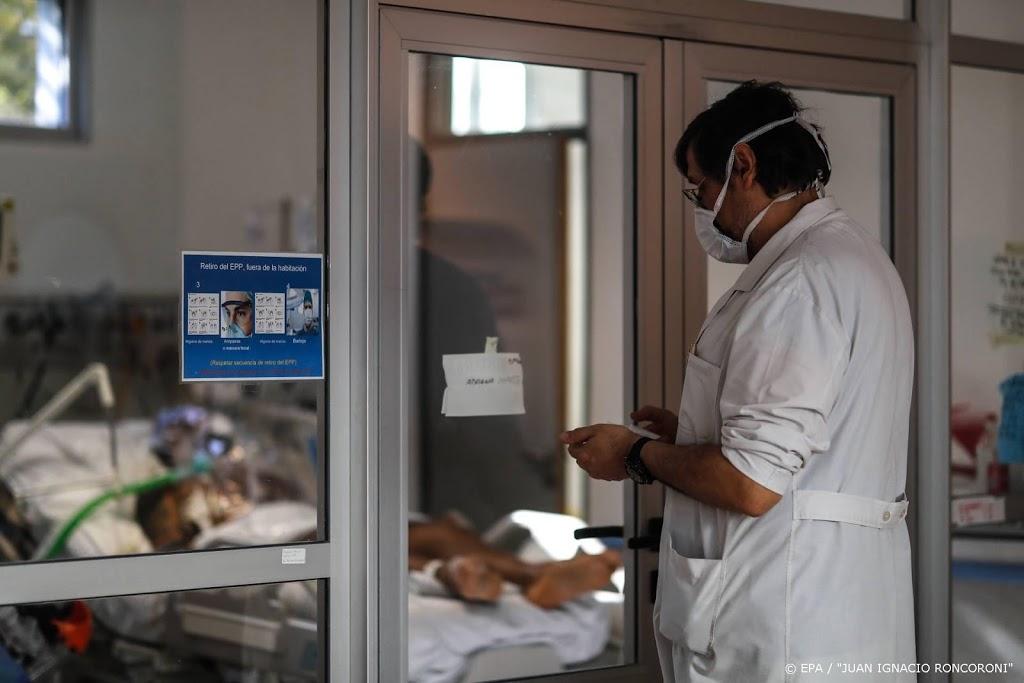 Wereldwijd dodental door coronavirus nu hoger dan 700.000