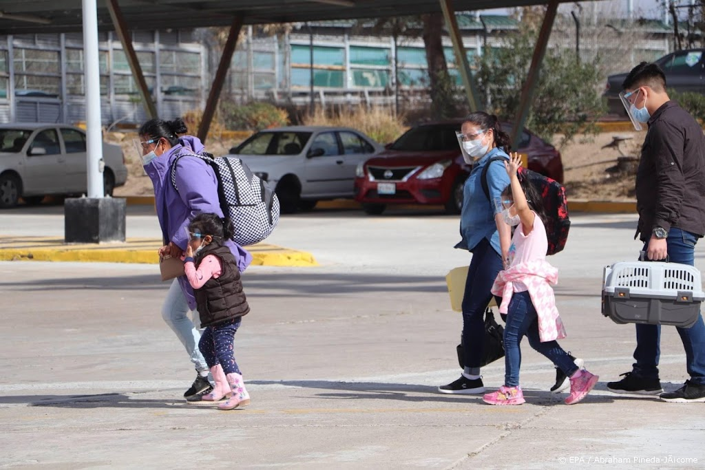 Forse toename opgesloten migrantenkinderen aan zuidgrens VS