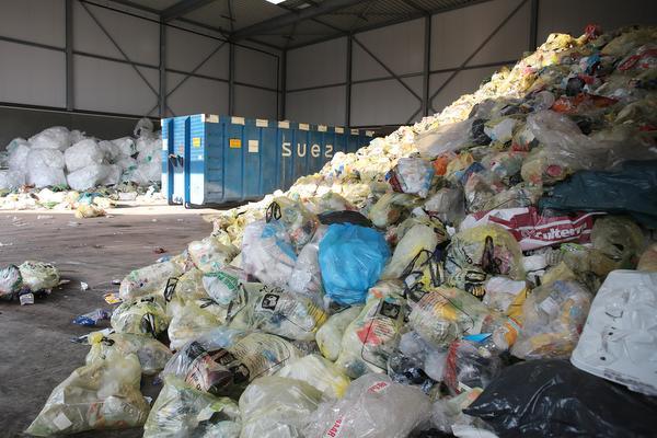 Ons plastic scheiden, doen we dat in het Gooi wel slim?