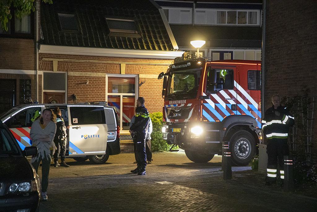 Man aangehouden na brand in woning Heemstede