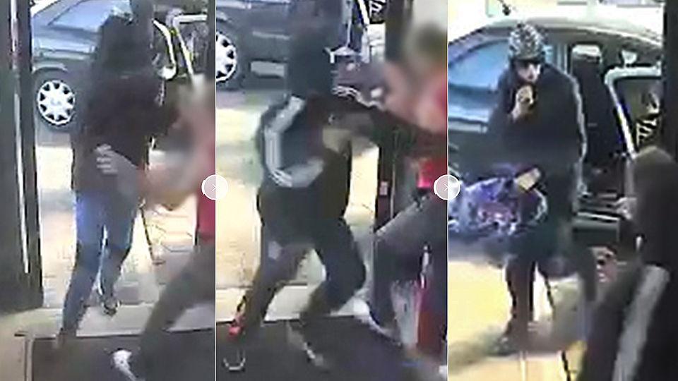 De auto waarin de overvallers van tankstation Nieuwe Niedorp zaten, werd vijf dagen eerder gestolen in Obdam [video]