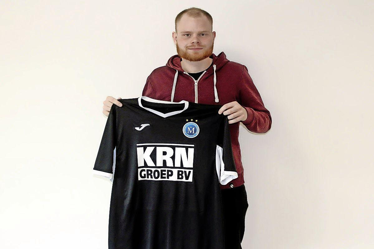 Oranje-keeper Barry de Wit meldt zich na zes jaar weer bij Heerhugowaardse zaalvoetbalploeg FC Marlène