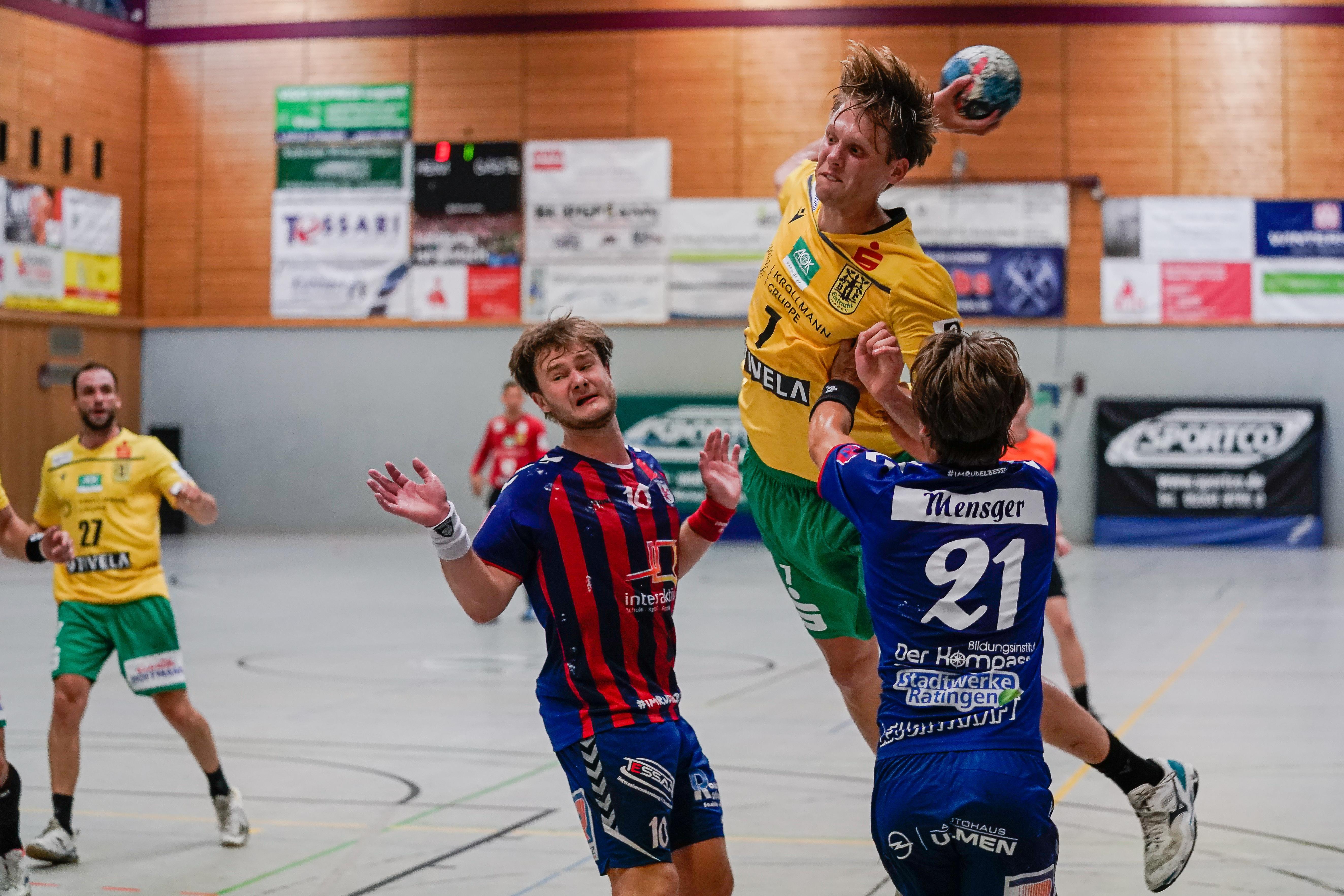Vijf stellingen voor Jaap Beemsterboer, de handballer die bij Vfl Eintracht Hagen wel Duits móést leren omdat iedereen het vertikte Engels met hem te praten: 'Natuurlijk leer je het zo het snelst, maar ik vond het héél irritant'