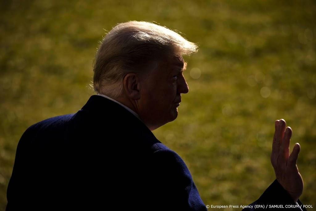 Acteurs- en mediavakbond wil Trump voorgoed verbannen