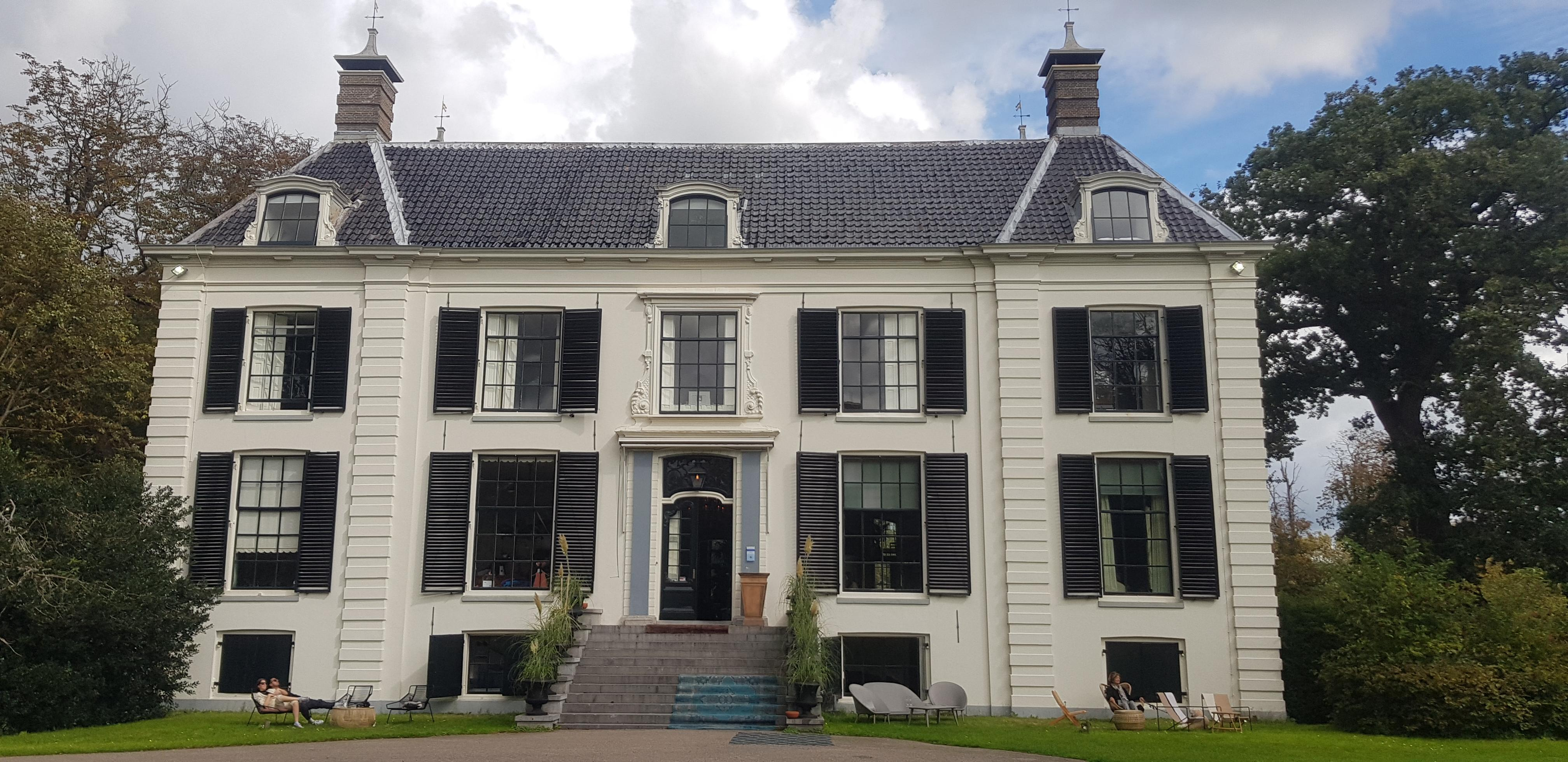 Plantage Rococo in Velsen-Zuid is een pril eetparadijs