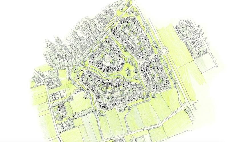 Een nieuwbouwwoning in Egmond of Akersloot? Dat gaat voorlopig even niet. De provincie beschermt het landschap