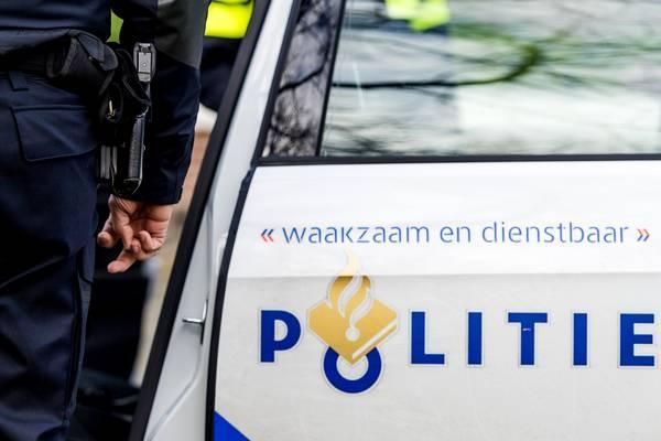 Politie gebruikt pepperspray bij aanhouding in Sassenheim, verdachte moest nog DNA af laten nemen