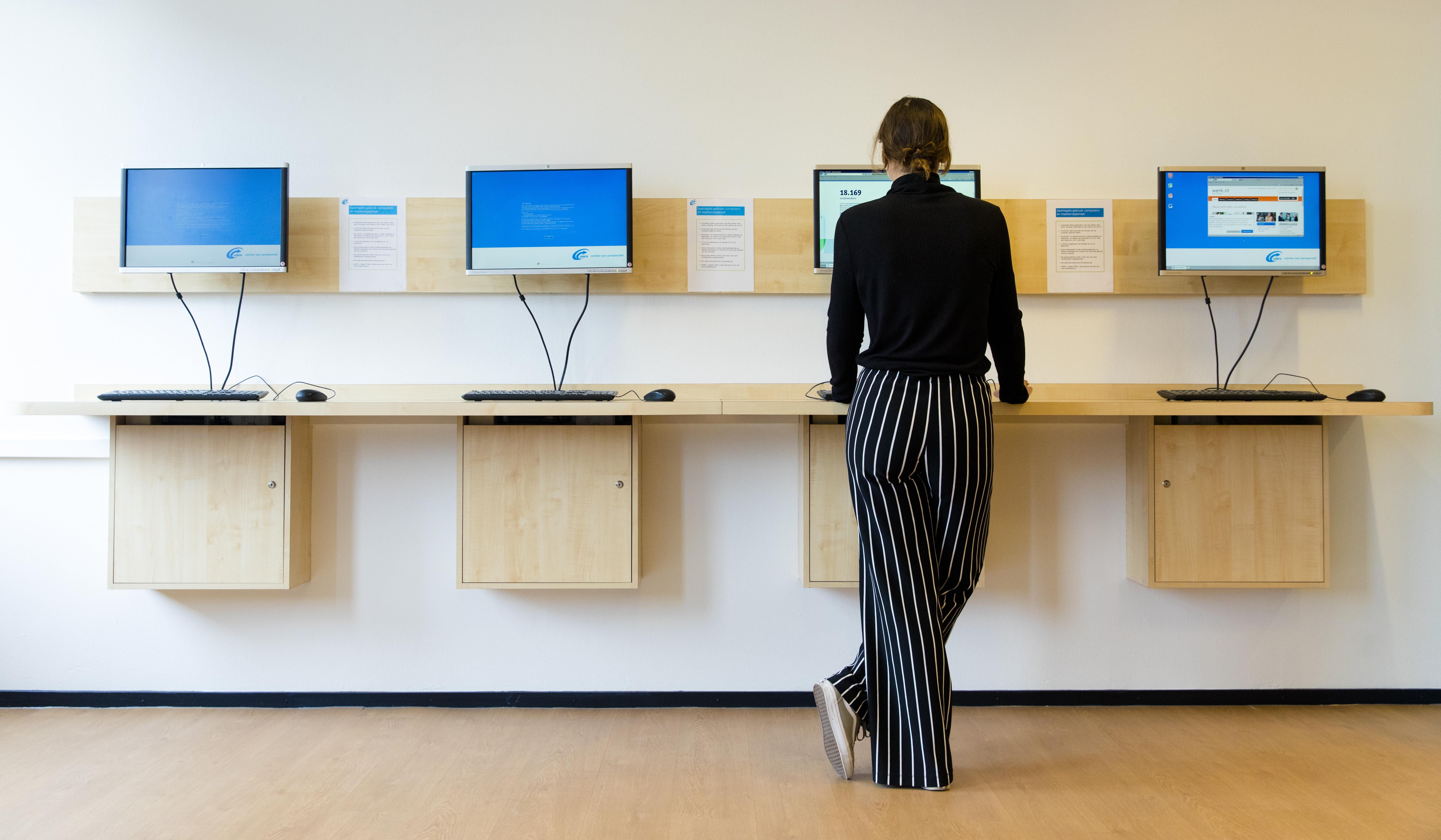 Lichte daling van werkloosheid in regio Alkmaar in augustus: aantal ww'ers zakt van 4222 naar 4033