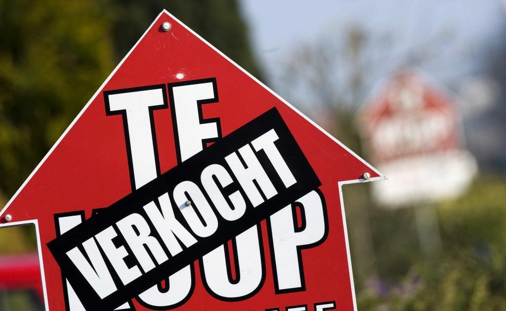 In ruim twintig jaar niet zo weinig huizen te koop in NVM-regio 't Gooi. 'Woningmarkt nog meer oververhit'