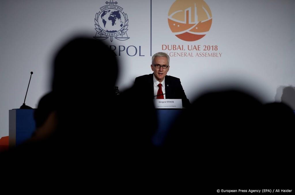 Baas Interpol verwacht veel criminaliteit rond coronavaccins