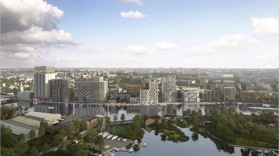 Nog meer miljoenen van het rijk voor versnelde woningbouw in Zaanstad