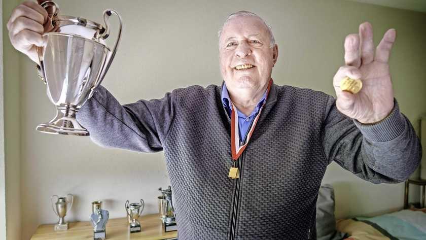 Heinz Stuy, Ajax' gouden doelman: 'Er is nooit een bal in gegaan die ik heb losgelaten'