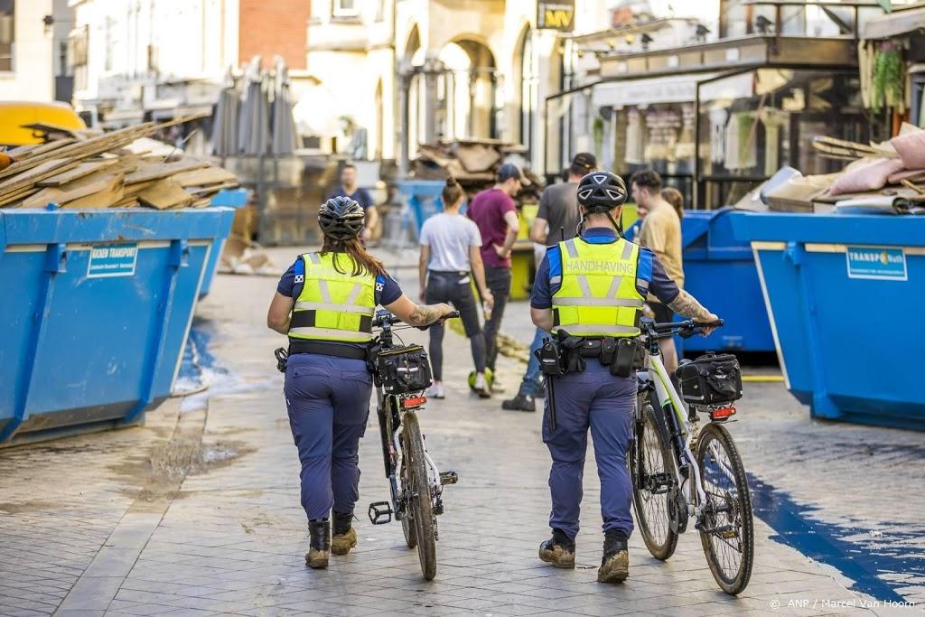 Nepbeveiligers achterhaald in Steyl bij Venlo