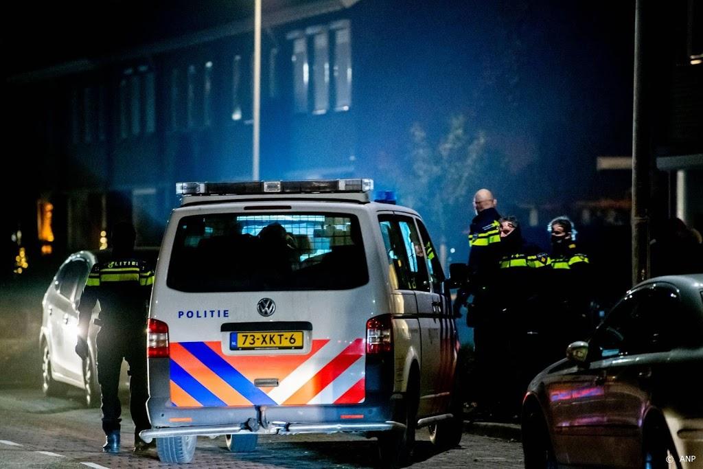 Weer onrustig op Urk, jongeren gooien met zwaar vuurwerk